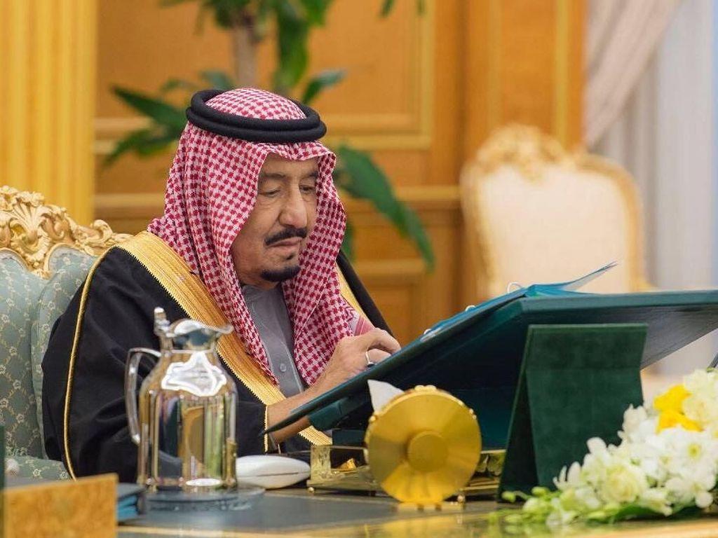Mengintip Jamuan Makan Raja Salman, Ada Banyak Menu Kambing!