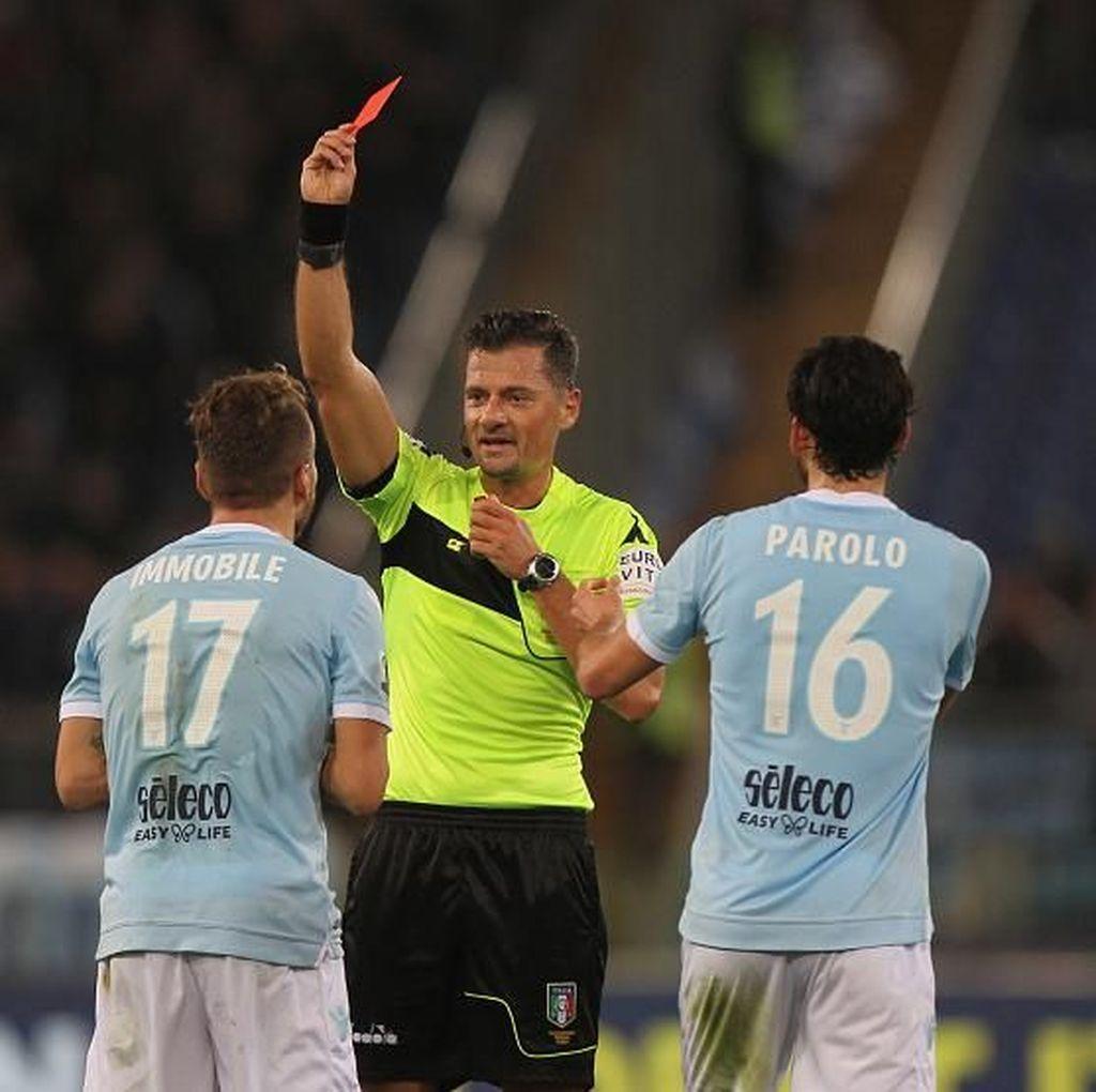 Ketika Fans Lazio Serang Kafe Milik Wasit