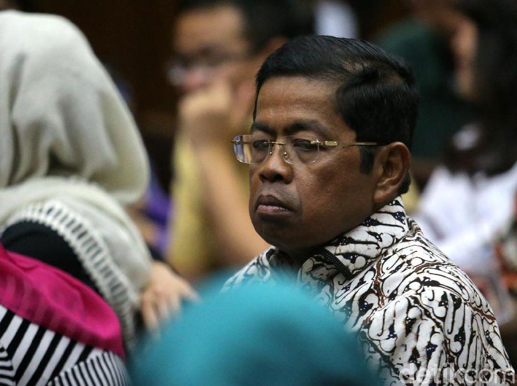Jaksa KPK Sebut Novanto Bohong, Idrus: Biar Dokter yang Tentukan