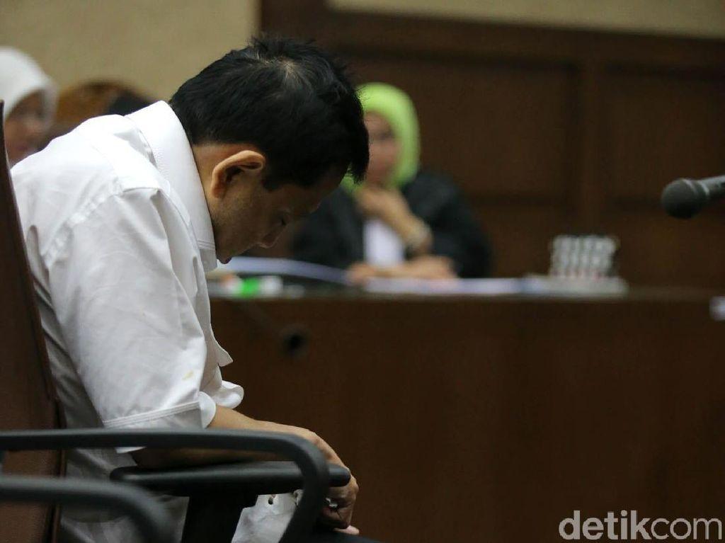 KPK Peringatkan Tersangka Lain soal Drama Novanto