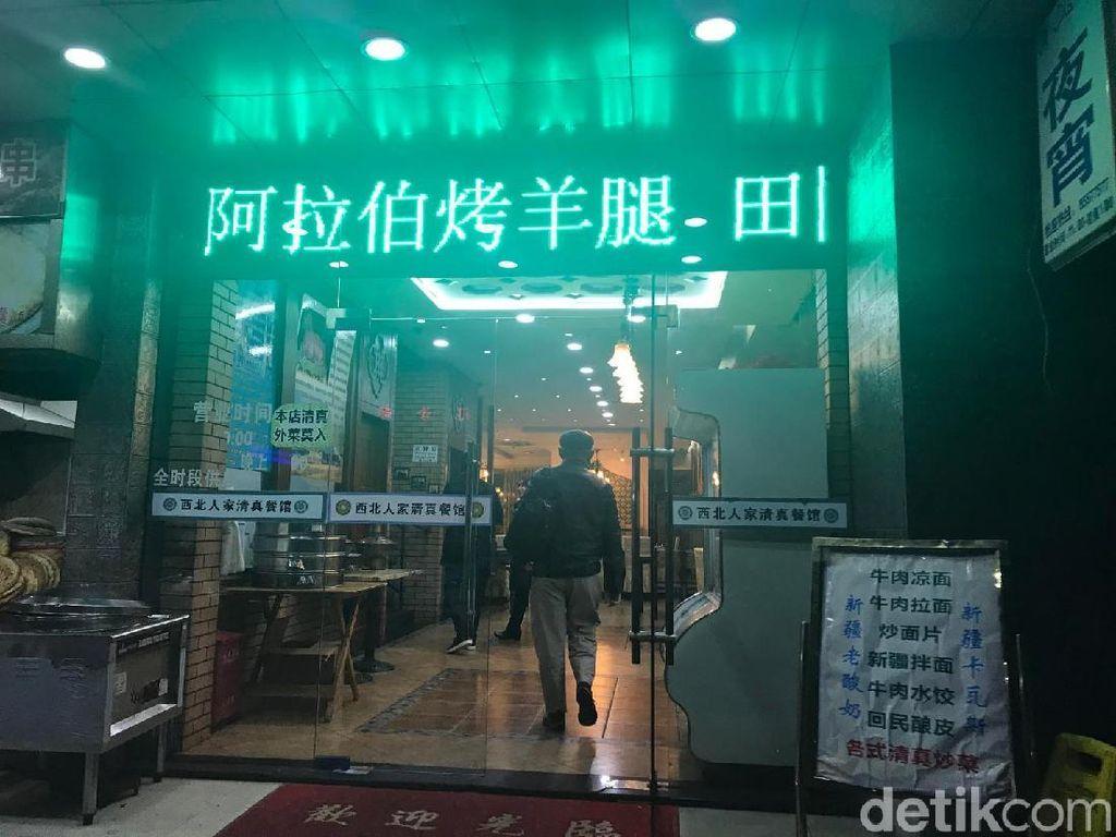 Foto: Wisata Kuliner Halal di Shanghai, Sedapnya...