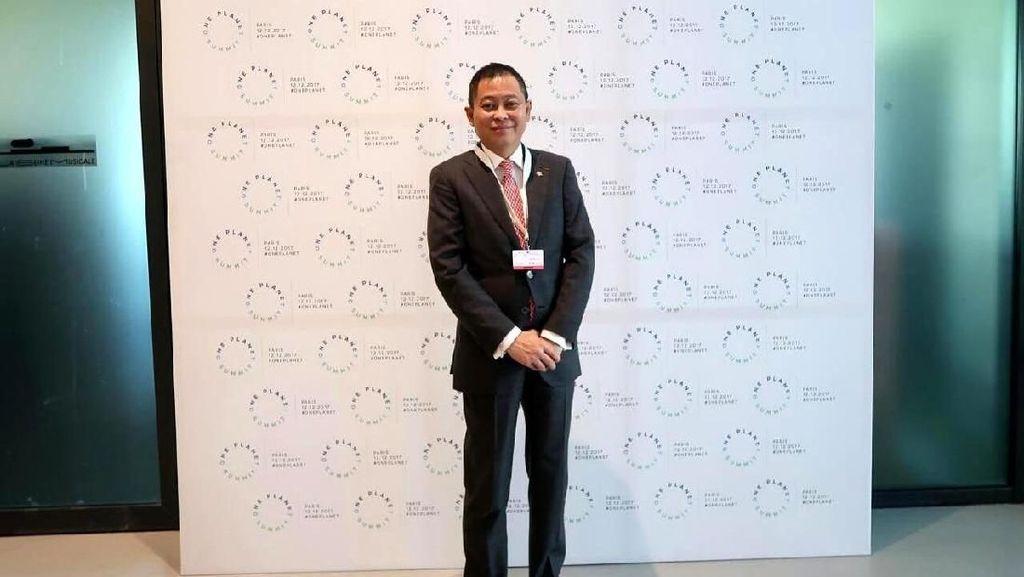 Gaya Jonan di One Planet Summit Paris