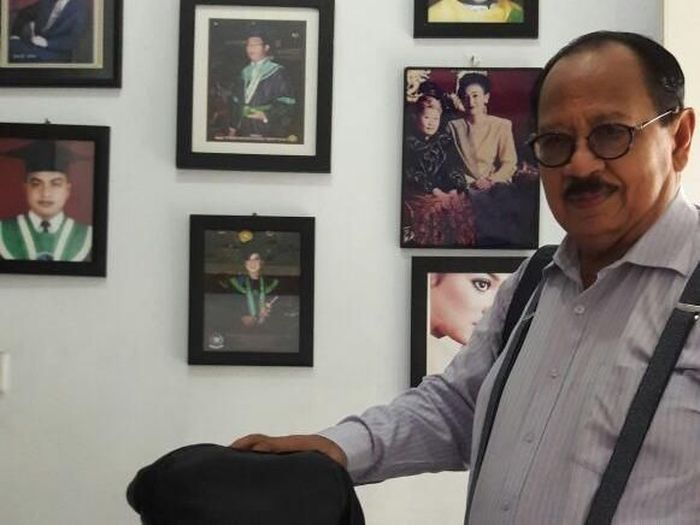 dokter Timnas, Syarif Alwi