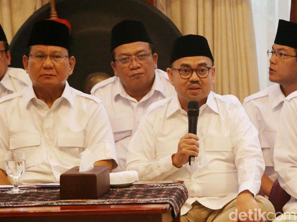 Gerindra Jateng Usulkan Ferry Juliantono Jadi Cawagub Sudirman Said