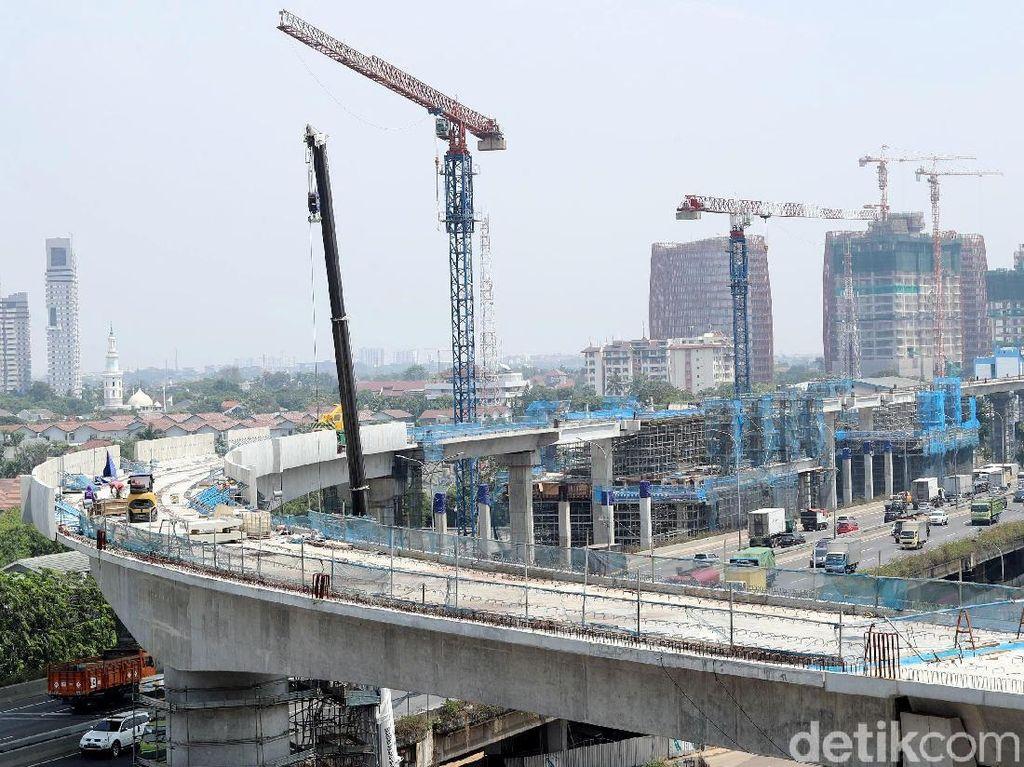 Infrastruktur Digenjot, Pasar Sewa Crane Tumbuh Pesat