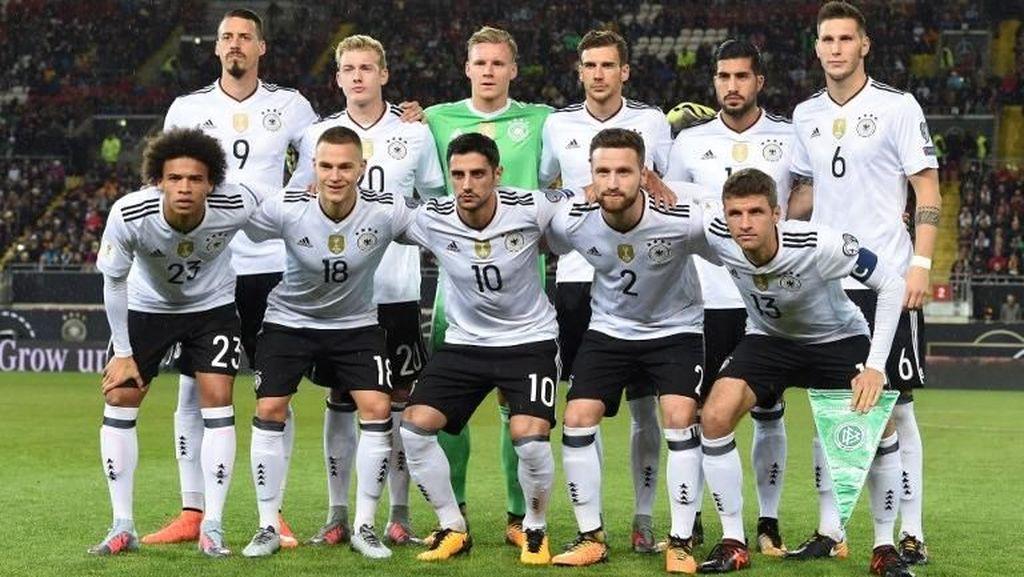 Video Pengumuman Skuat Sementara Timnas Jerman