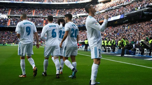 Madrid Mau Tersenyum di Akhir Tahun dengan Juarai Piala Dunia Antarklub