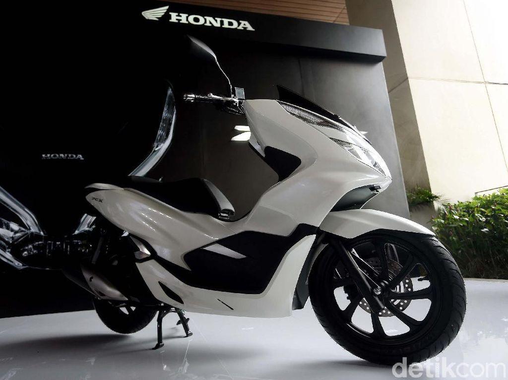 Honda Bakal Lengkapi PCX dengan Airbag