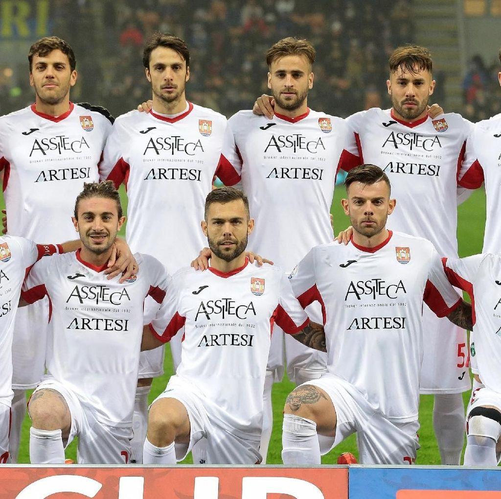 Paksa Inter sampai Adu Penalti, Pordenone: Rasanya seperti Menjuarai Coppa Italia