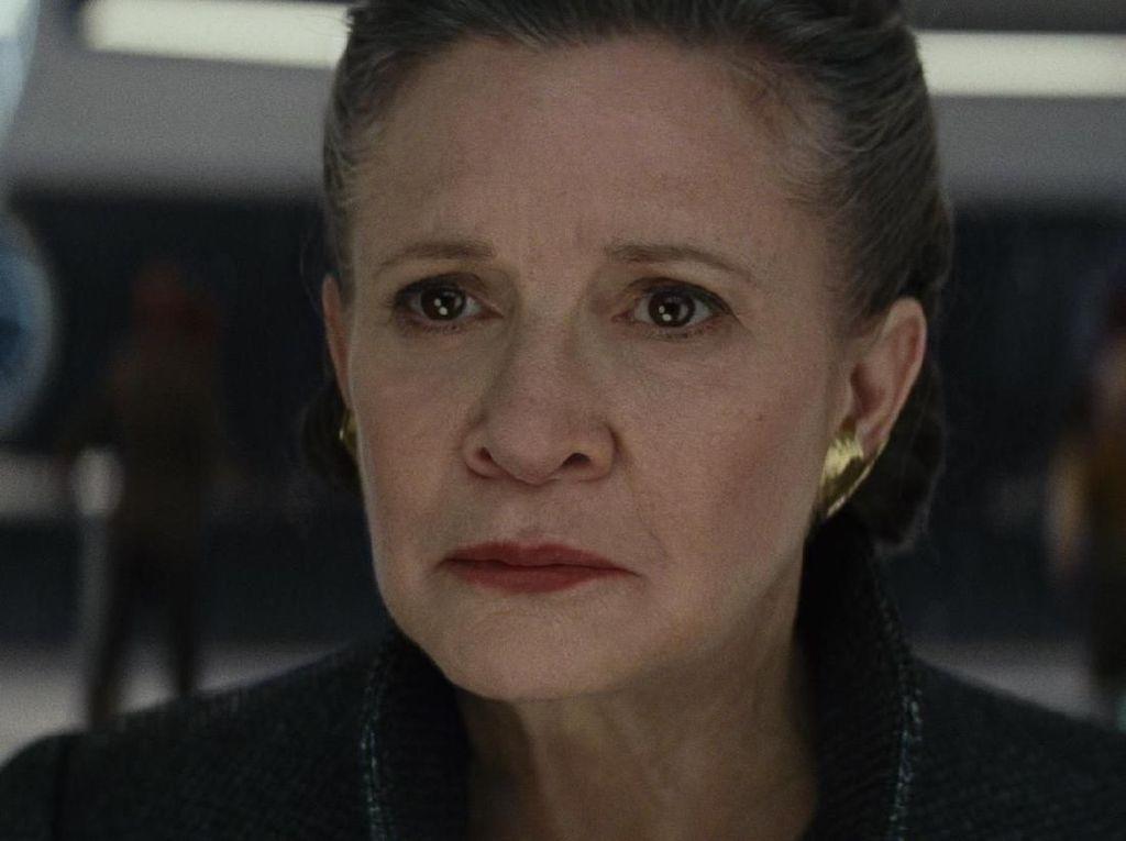 Carrie Fisher Meninggal, Bagaimana Nasib Leia Organa di Star Wars IX?