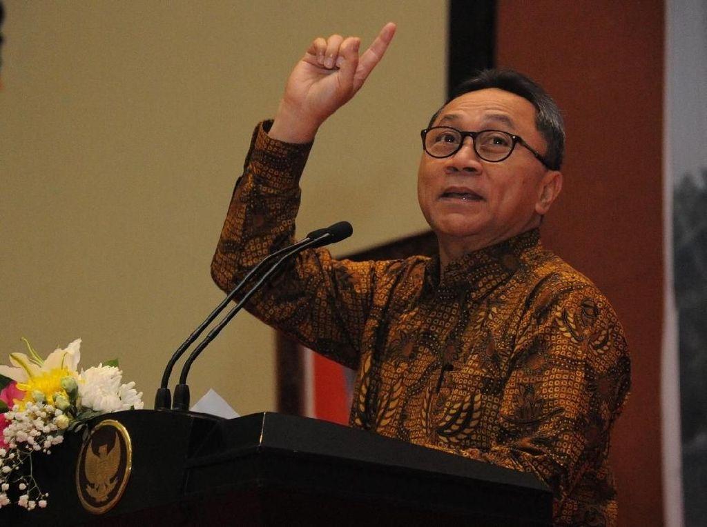Ketua MPR ke Bamsoet: Jangan Lagi Ada Main-main Anggaran Ya!
