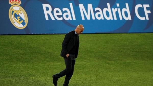 Babak Pertama yang Tak Biasa untuk Madrid