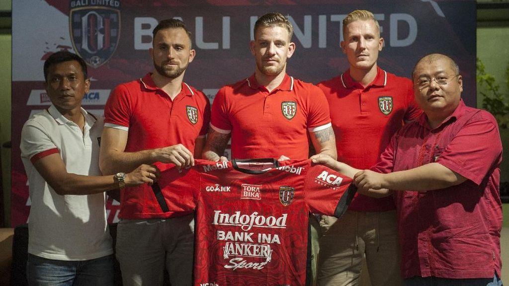 Spaso Dikontrak Tiga Tahun dan Alasannya Pilih Bali United