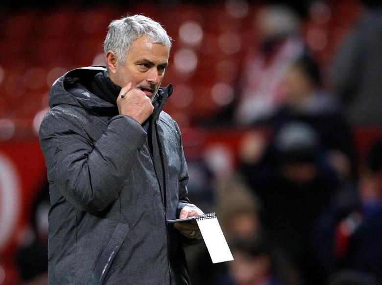 Mourinho: MU Kurang Istirahat