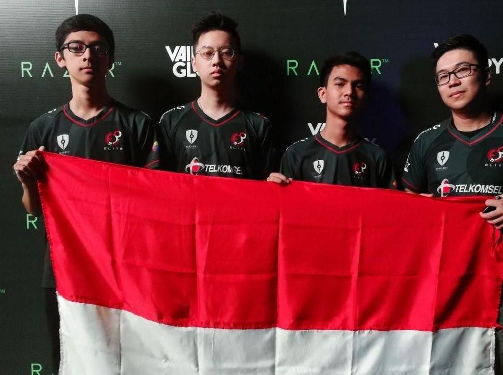 Insiden Ngaret Warnai Turnamen Dunia Vainglory