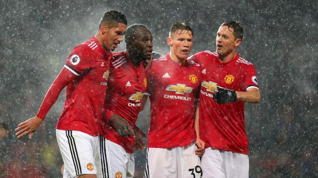 Mourinho: MU Belum Menyerah Kejar Titel Liga Inggris