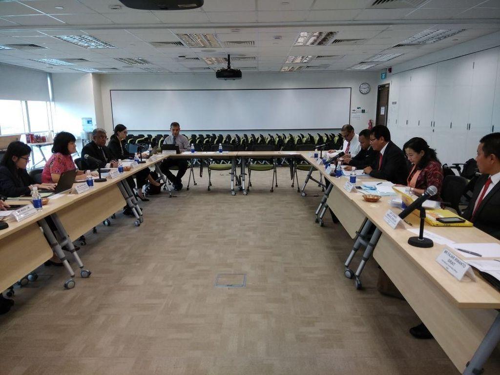 Kemenhub Gandeng Otoritas Pelabuhan Singapura Soal SDM Sektor Maritim