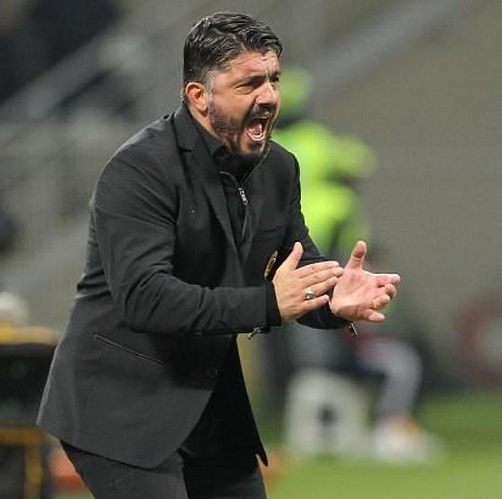 Gattuso: Milan Harus Lebih Oke Sebelum Bertemu Inter