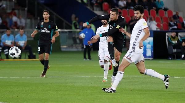 Susah Payah Taklukkan Al-Jazira, Madrid ke Final Piala Dunia Antarklub