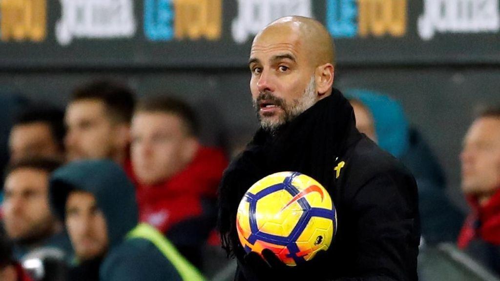 Guardiola Kembali Tegaskan Cepat atau Lambat City akan Kalah