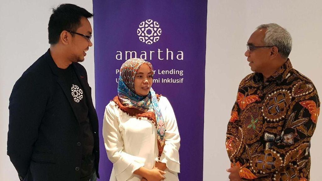 Amartha Alternatif Peluang Investasi