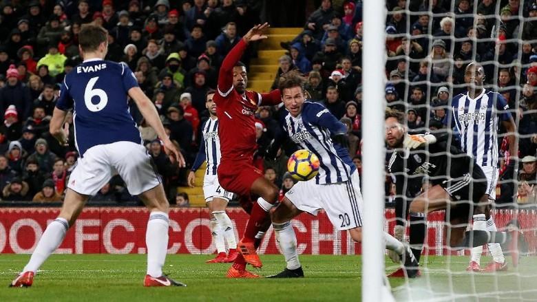 Buang-Buang Peluang, Liverpool Terima Hasil Imbang
