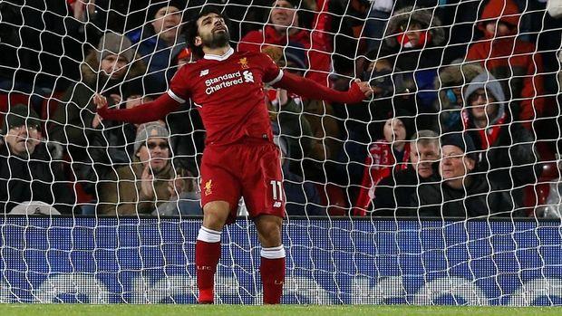 Kebuntuan Kuartet Andalan Liverpool