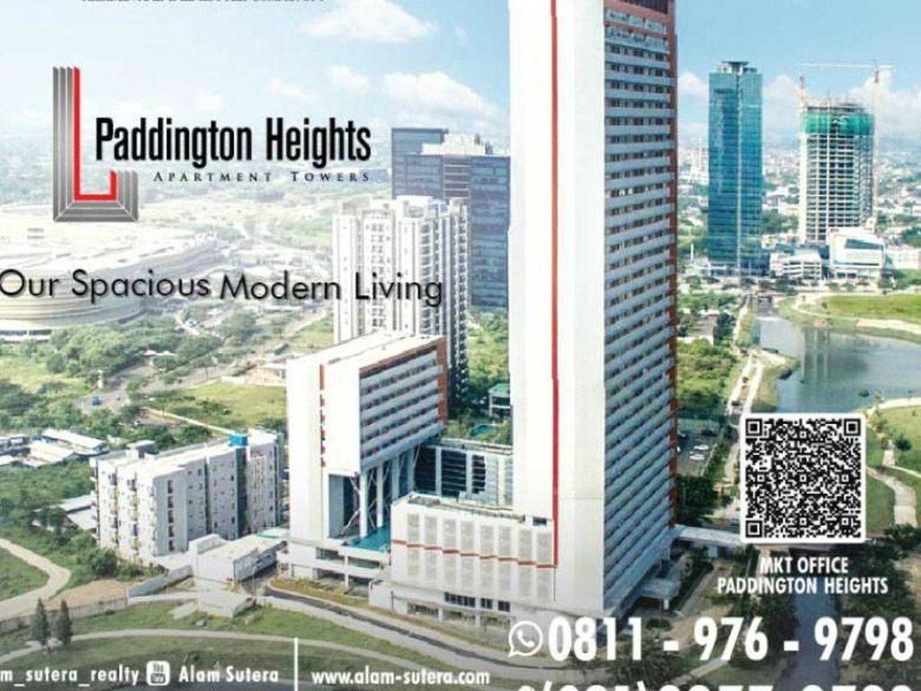 Apartemen Fully Furnished, Investasi Menjanjikan di Alam Sutera