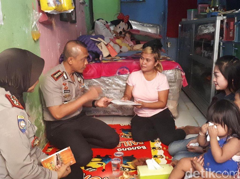 Kapolrestabes Rudi Berbela Sungkawa, Ini Kata Keluarga Korban Jambret