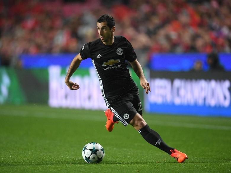 Mkhitaryan Kok Belum Juga Main, Mourinho?