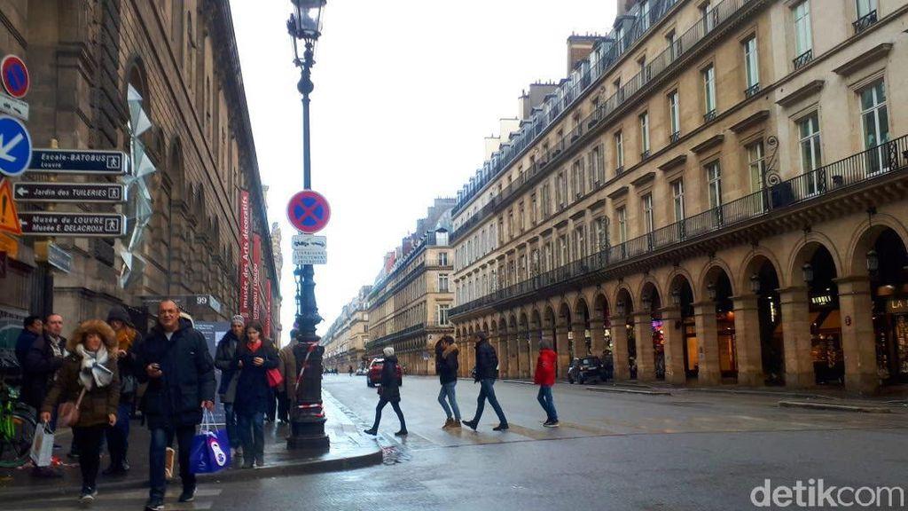Rahasia di Balik Bangunan-bangunan Prancis
