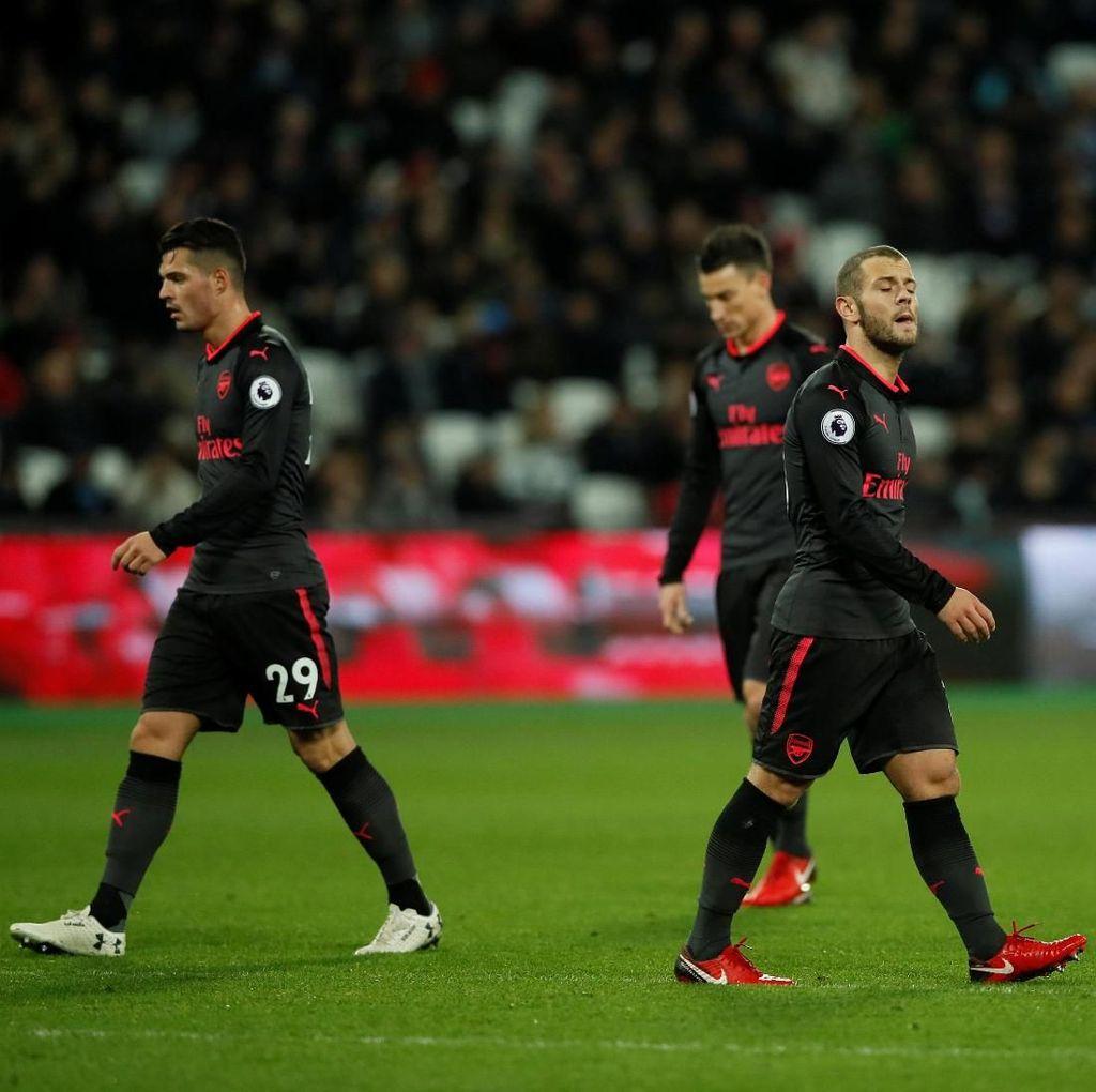 Wenger: Fokus Arsenal Pertandingan Berikutnya, Bukan Mengejar City