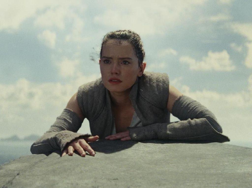Star Wars: The Last Jedi Puncaki Box Office AS