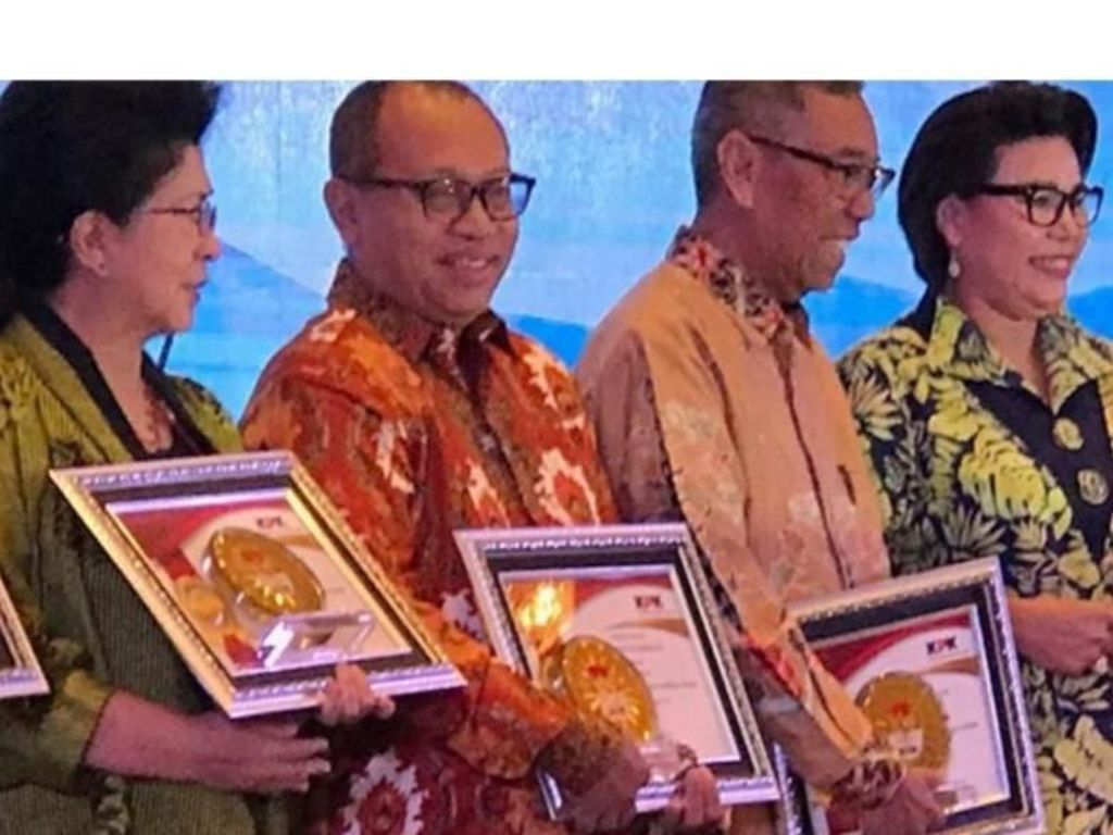 KPK Beri Predikat Lembaga Anti Gratifikasi Terbaik ke BPJS TK