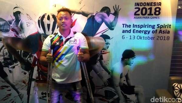 Tekad Atlet Para Games dari Sukoharjo Ini Sumbang Dua Emas di APG 2018