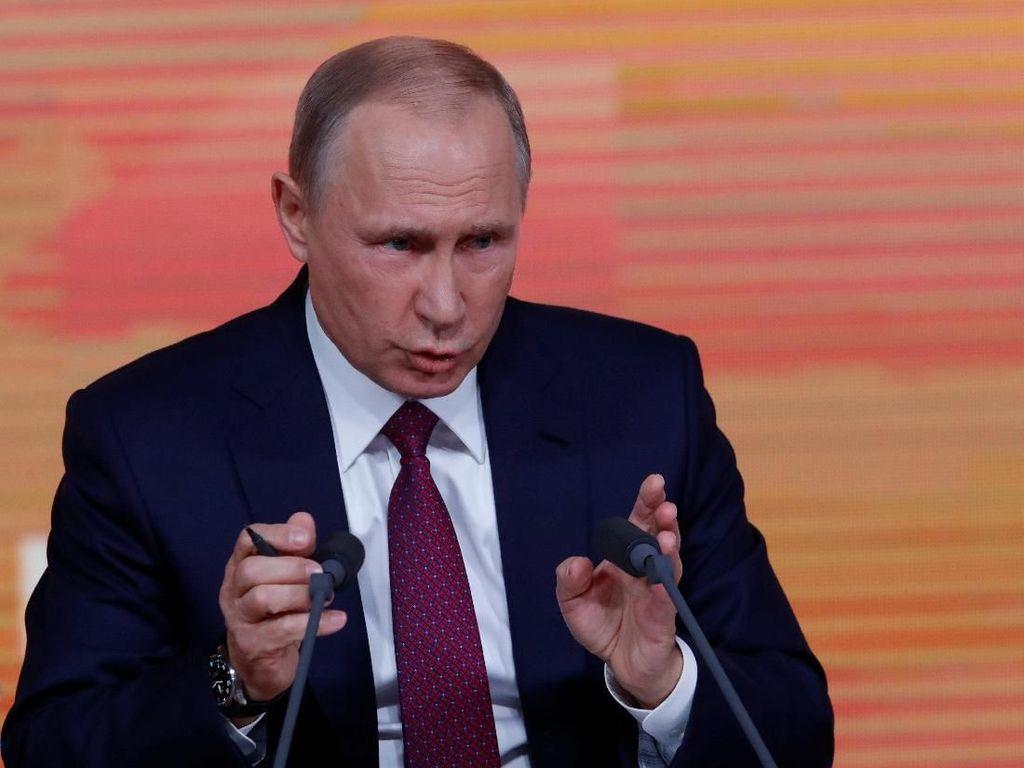 Putin Perintahkan Jeda Kemanusiaan Sehari di Ghouta Timur Suriah