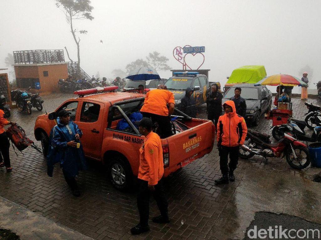 2 Pendaki yang Hilang di Gunung Merapi Ditemukan