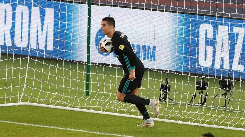 Lewati Jumlah Gol Messi, Ronaldo Top Skorer Sepanjang Masa Piala Dunia Antarklub