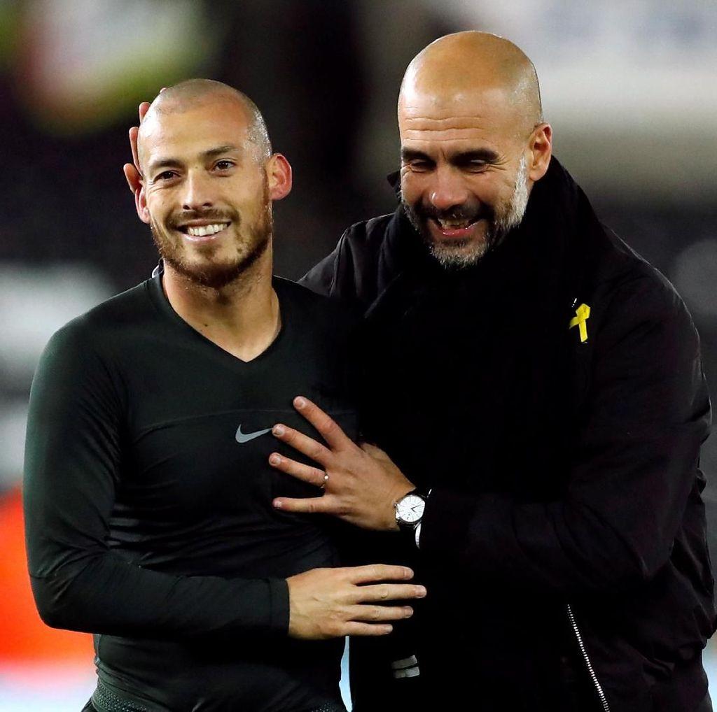 Guardiola: Rekor City Akan Percuma Tanpa Gelar Juara
