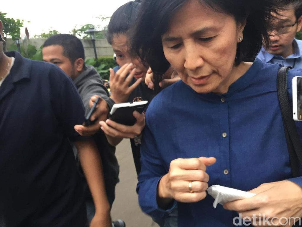 KPK Panggil Sallyawati Rahardja di Kasus Korupsi Emirsyah Satar
