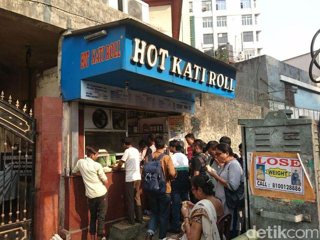 Kolkata: Surganya Streetfood dan Makanan Manis