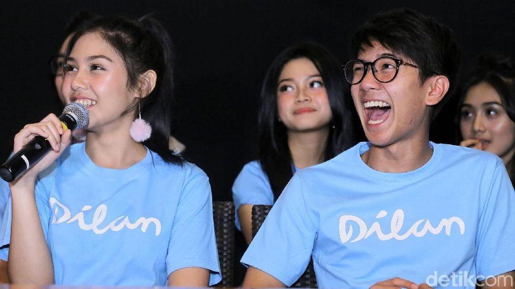 Iqbaal dan Vanesha Happy Banget, Kenapa Ya?
