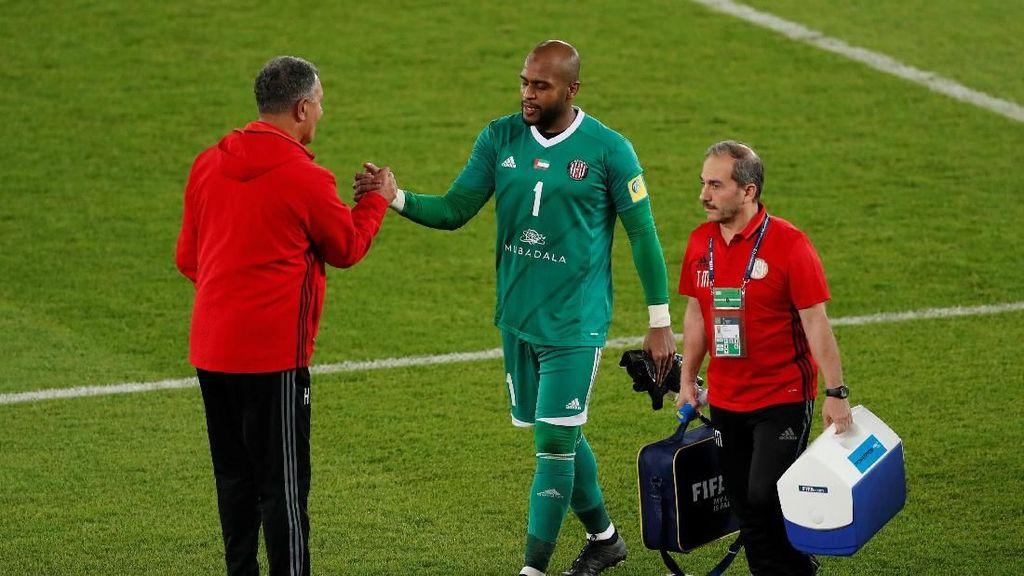 50 Menit Cerita Kepahlawanan Ali Khaseif Menghalau Madrid