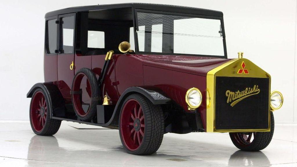 Mobil Pertama Mitsubishi Lahir Kembali
