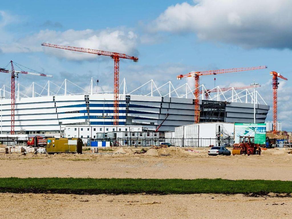 Ini Stadion-stadion Tuan Rumah Piala Dunia 2018