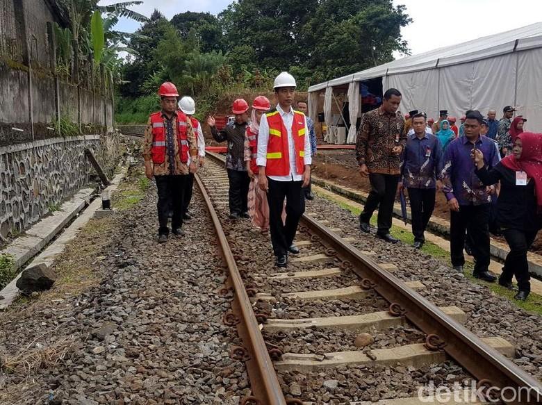 Di Mana Calon Lokasi Bandara Sukabumi, Jokowi: Rahasia!