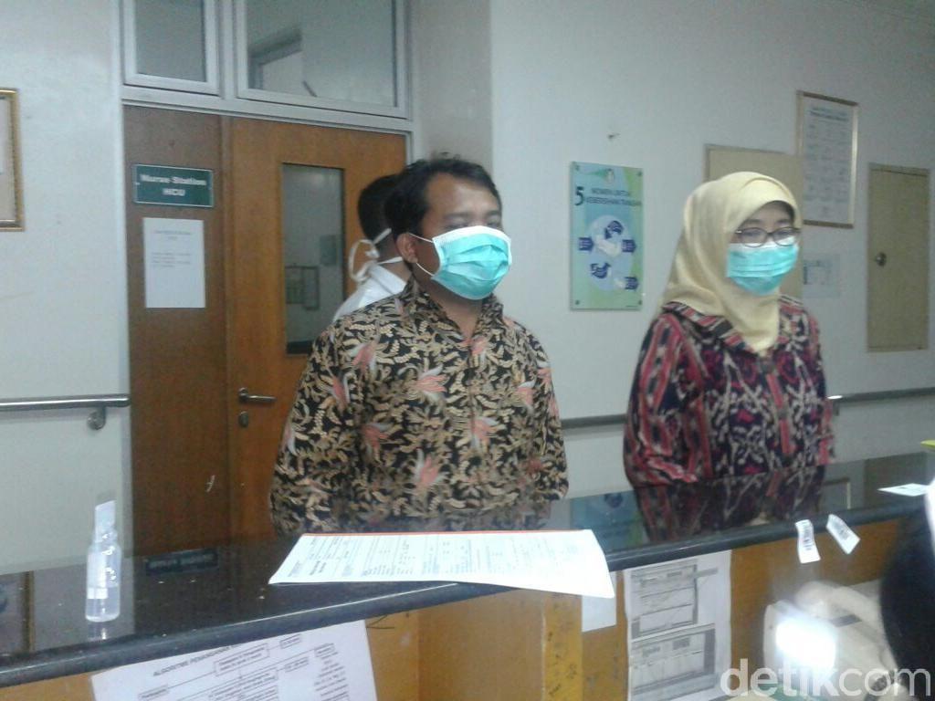 KPAI: 15 Pasien Difteri di RSPI Sulianti Saroso Imunisasinya Lengkap