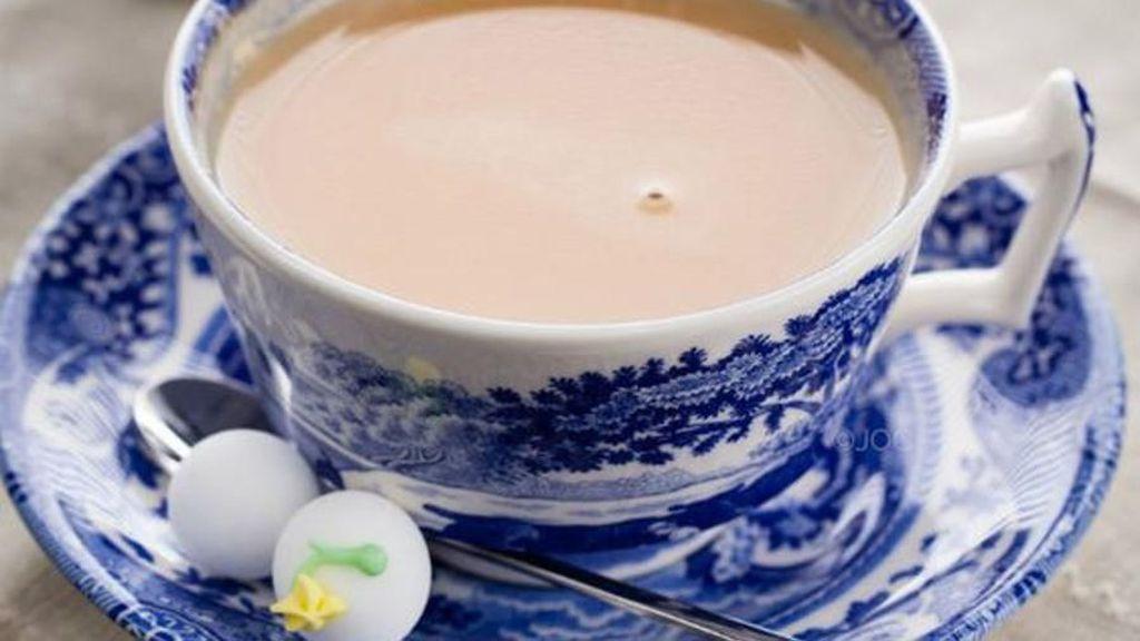 Sluurp! Wangi Creamy Teh Susu yang Enak Dihirup Panas dan Dingin