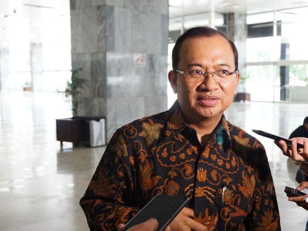 Priyo: Berisiko Jika Ketum Golkar Dilengserkan Hanya Lewat Pleno DPP