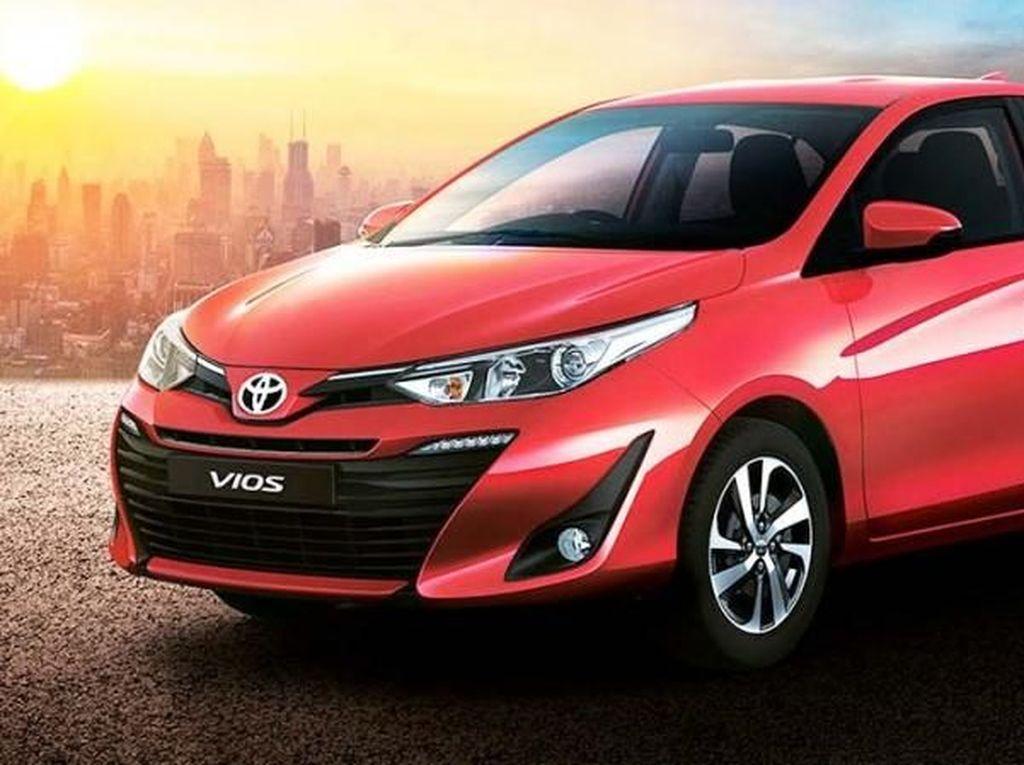 Untuk Rangsang Ekspor ke Australia, Toyota Hadirkan Sedan Baru